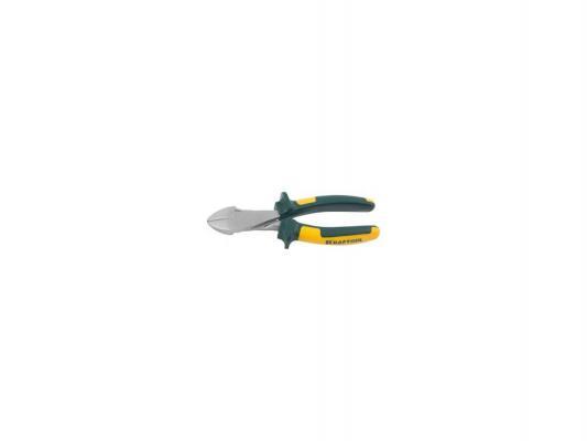 Бокорезы Kraftool KRAFT-MAX 200мм 22011-5-20 плоскогубцы kraftool kraft мах 200мм 22011 1 20