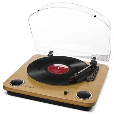 Виниловый проигрыватель ION Max LP дерево ion audio classic lp