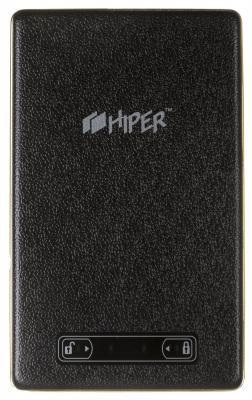 Внешний аккумулятор Power Bank 17000 мАч HIPER Power Bank XP17000 черный внешний аккумулятор hiper power bank rp10000 black 10000 мач