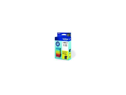 цена на Картридж Brother LC665XLY для MFC-J2320 MFC-J2720 желтый