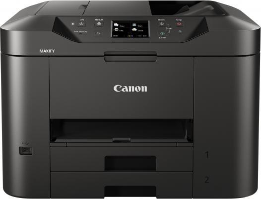 МФУ Canon Maxify MB2340 цветное A4 15ppm 1200x600dpi  Wi-Fi USB 9488B007