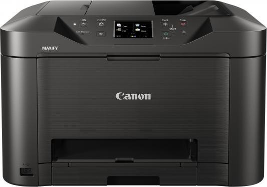 МФУ Canon Maxify MB5040 цветное A4 15ppm 600x1200dpi  Wi-Fi USB 9627B007