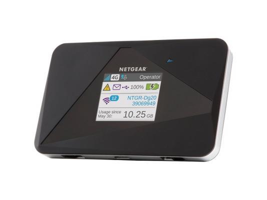 Точка доступа LTE NetGear AirCard 785 4G LTE AC785-100EUS netgear ac791l verizon wireless 4g lte mobile hotspot