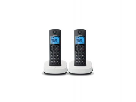 Радиотелефон DECT Panasonic KX-TGC312RU2 черный