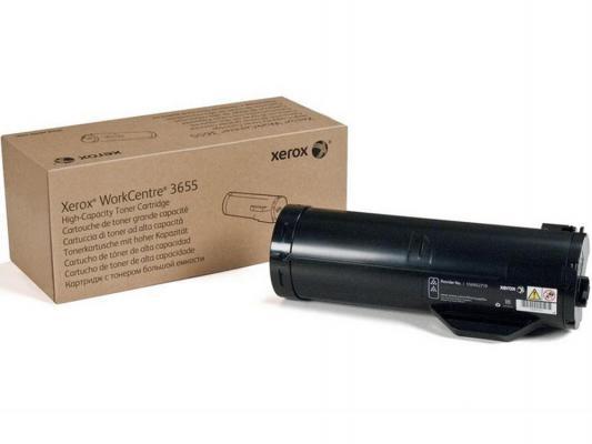 Картридж Xerox 106R02739 для WC 3655 черный 14400стр картридж xerox 106r02739 черный