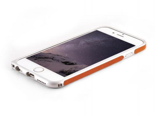 Чехол-книжка Cozistyle Smart Case для iPhone 6 оранжевый