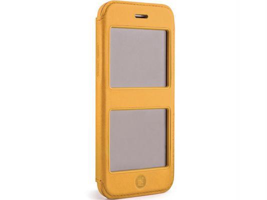 Чехол-книжка Cozistyle Smart Case для iPhone 6 Plus желтый CPH6+CL003