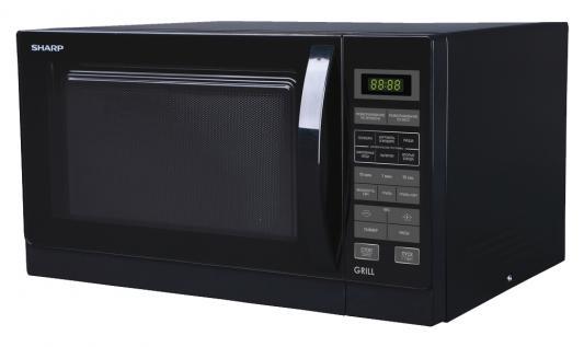 Микроволновая печь Sharp R7773RK 20л гриль 900Вт черный sharp sjxp59pgsl