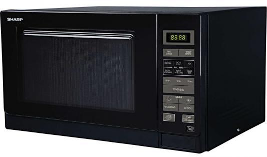 СВЧ Sharp R2772RK 800 Вт чёрный
