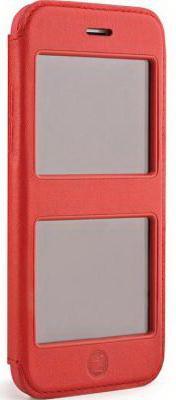 Чехол-книжка Cozistyle CPH6+CL005 для iPhone 6 Plus красный