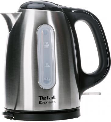 Чайник Tefal KI 230D30 2400 Вт серебристый 1.7 л металл чайник tefal ki 730d