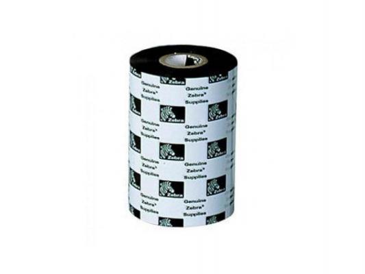 Красящая лента Zebra 40мм 450м черный 02300BK04045