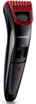 Триммер Philips QT3900/15 красный чёрный