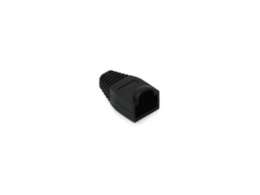 Колпачок пластиковый для вилки RJ-45 VCOM VNA2204-BC 100шт черный