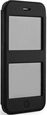 Чехол-книжка Cozistyle Smart Case для iPhone 6 чёрный CPH6CL010