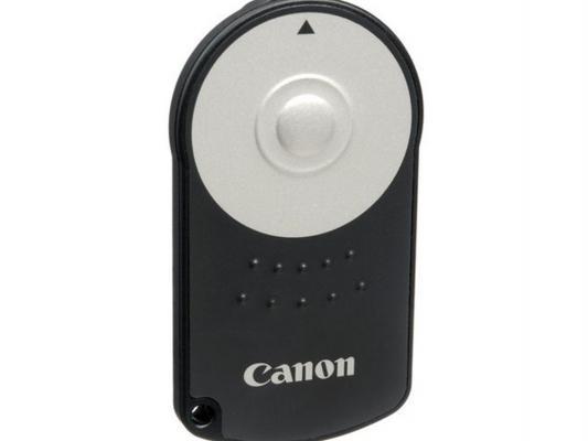 Пульт управления для фотоаппарата Canon беспроводной Remote Switch RC-6 4524B001