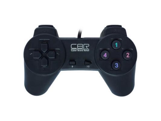 Геймпад CBR CBG 905 проводной USB черный цена и фото