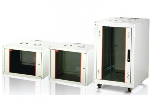 Шкаф настенный 19 16U Estap ProLine PRL16U45GF1 600x450mm серый шкаф настенный 19 16u estap proline prd16u56gf1 600x 160 450 mm дверь стекло с металлической рамой слева и справа серый