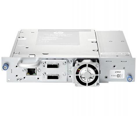 лучшая цена Ленточный автозагрузчик HP MSL LTO-6 Ultrium 6250 SAS Half Height Drive Kit для MSL2024/4048/8096