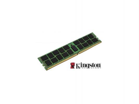 цена Оперативная память 16Gb PC4-17000 2133MHz DDR4 DIMM ECC Reg Kingston KTH-PL421/16G