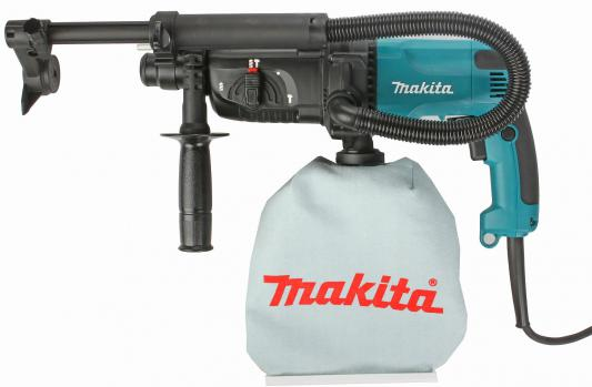 Перфоратор Makita HR2432 SDS Plus 780Вт + кейс перфоратор makita hr2300 sds plus 720вт