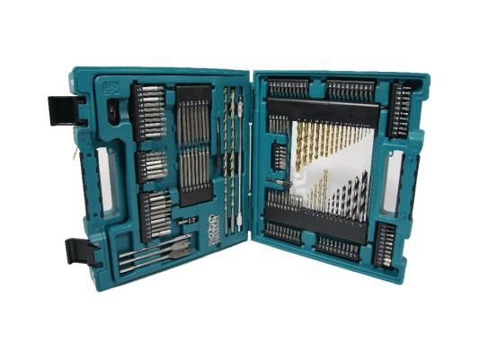 цена на Набор инструментов Makita D-37194 200 предметов