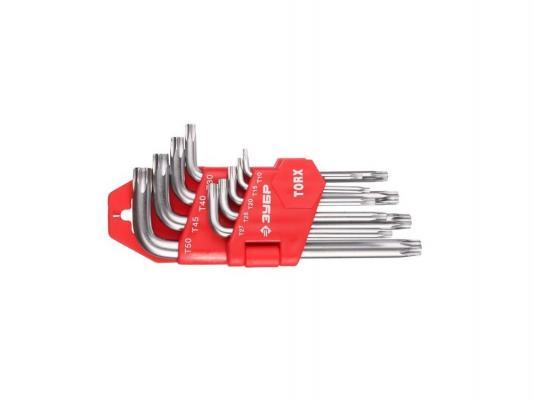 Набор ключей ЗУБР имбусовые 10-50мм 9шт 27462-1_z02