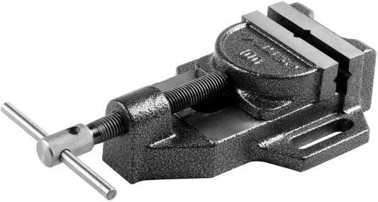 Тиски Зубр МАСТЕР станочные многопозиционные 100мм 32725 станочные тиски bosch ms 80 g 2608030056
