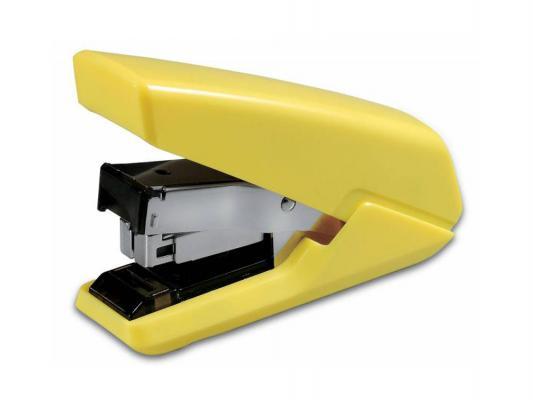 Степлер KW-trio 5631yellow Atomo до 35 листов скобы 24/6 желтый