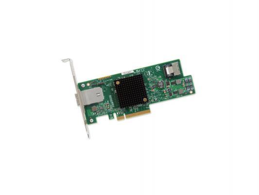 ���������� SAS/SATA LSI Logic SAS9207-4I4E PCI-E 3.0 x 8 SGL LSI00303