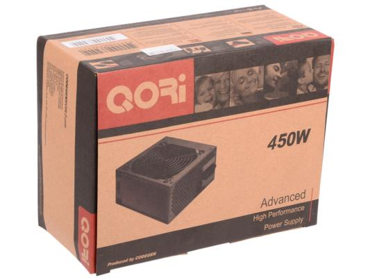 БП ATX 450 Вт Super Power QoRi 450 блок питания atx 600 вт super power qori 600w