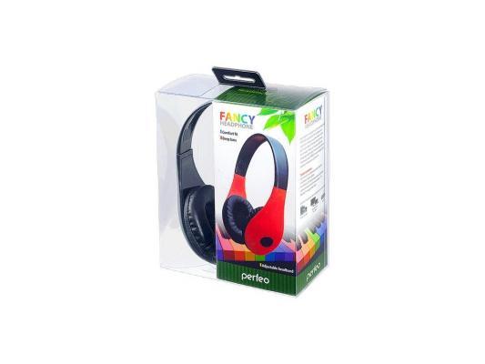 Наушники Perfeo FANCY черный PF-FAN-BLK free delivery ac230v 8 cm high quality axial flow fan cooling fan 8038 3 c 230 hb