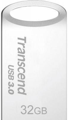Флешка USB 32Gb Transcend Jetflash 710 TS32GJF710S серебристый