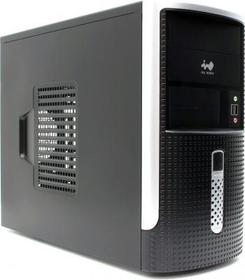все цены на Корпус microATX InWin EMR001 450 Вт чёрный