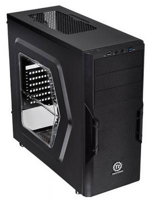все цены на Корпус ATX Thermaltake Versa H22 220 Вт чёрный CA-1B3-00M1WN-00 онлайн