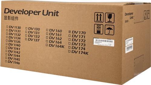 Узел проявки Kyocera DV-170 для для FS-1320D/FS-1320DN/FS-1370DN принтер kyocera fs 9530dn 1102g13nl0