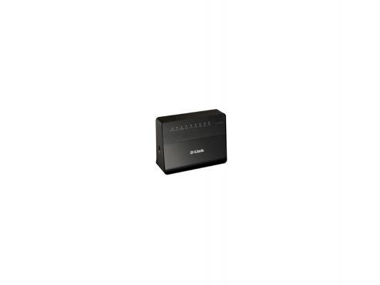 Маршрутизатор D-Link DSL-2640U/RB/U1A/U2A/U2B Wireless N 150 ADSL2+ Modem Router Annex B