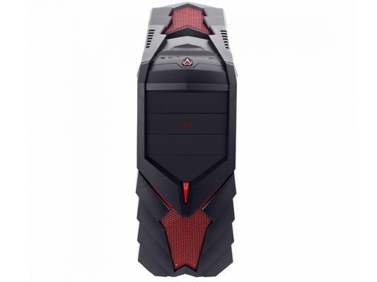 Корпус ATX 3Cott 3C-ATX129G Ninja 700 Вт чёрный