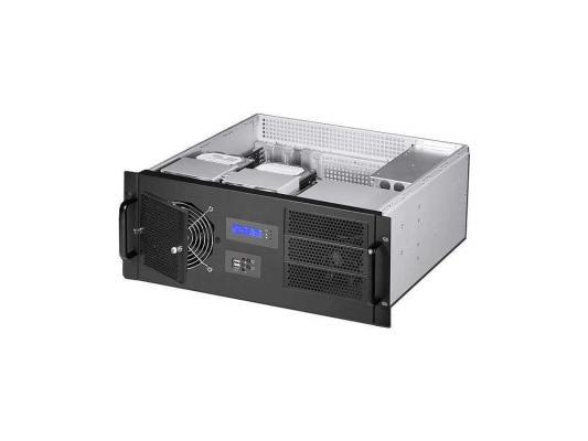 Серверный корпус Procase GM438-B-0 черный 4U