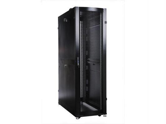 Шкаф напольный 42U ЦМО ШТК-СП-42.6.10-44АА 600x1000mm черный