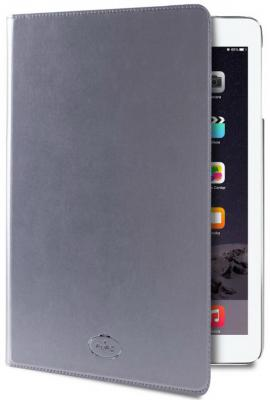 Чехол-книжка PURO Booklet Slim для iPad Air 2 серебристый IPAD6BOOKSSIL