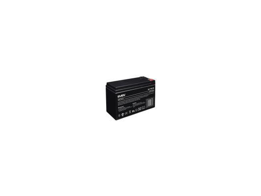 Батарея для ИБП Sven SV1272 12В/7.2А батарея для ибп sven sv1272 12в 7 2а