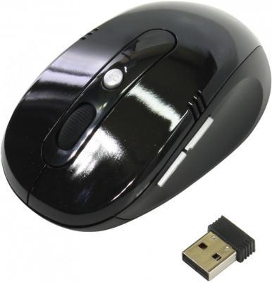 Мышь беспроводная CBR CM-500 чёрный USB мышь беспроводная cbr mf 500