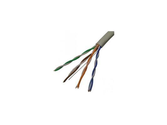 Фото - Кабель UTP CAT5e outdoor 4 пары 24AWG 305m 001-0045-3 кабель utp 2pr 24awg cat5e 305м