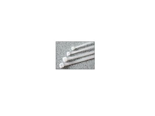 Набор стяжек Hyperline GT-100MC 100x2.5мм 100шт стойка 19 hyperline orv1 37 ral9005