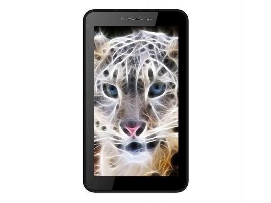 "Планшет Irbis TX37 4Gb 7"" 1024x600 MTK8312 512Mb 3G Wi-Fi Bluetooth Android 4.2 черный"