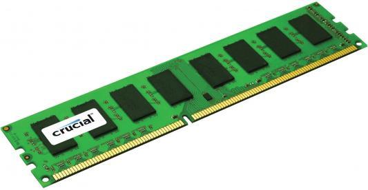 Оперативная память для ноутбука 8Gb (1x8Gb) PC3-12800 1600MHz DDR3 DIMM ECC Registered CL11 Crucial CT8G3ERSLS4160B оперативная память 8gb 1x8gb pc3 12800 1600mhz ddr3 rdimm ecc registered cl11 samsung m393b1g70bh0 yk0