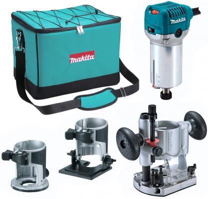 Фрезер Makita RT0700CX2 фрезер makita rp0900