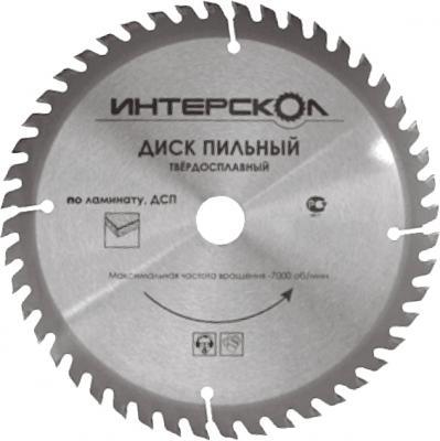 Пильный диск Интерскол 140х1.6х20х24Т по ламинату 2121914002400