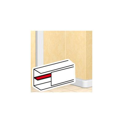 Разделительная перегородка  Legrand dlp-секционируемая 65 профиль 2м белая 10583 плинтус legrand напольный 41х10мм 2м цвет антракцит 30092